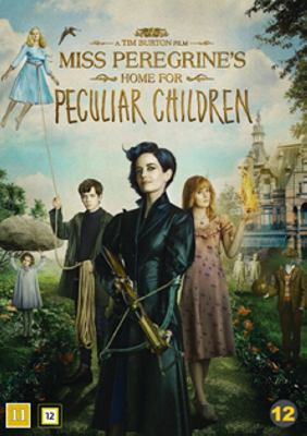 Miss Peregrine's home for peculiar children [Videoupptagning] = Miss Peregrines hem för besynnerliga barn / directed by Tim Burton ; screenplay by Jane Goldman ; produced by Peter Chernin ....
