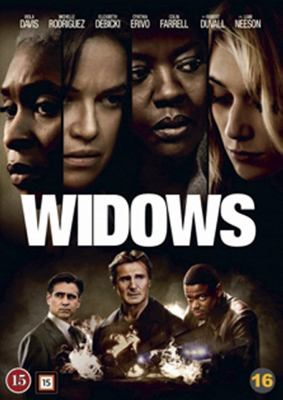 Widows [Videoupptagning] / directed by Steve McQueen ; screenplay by Gillian Flynn & Steve McQueen ; produced by Iain Canning ...