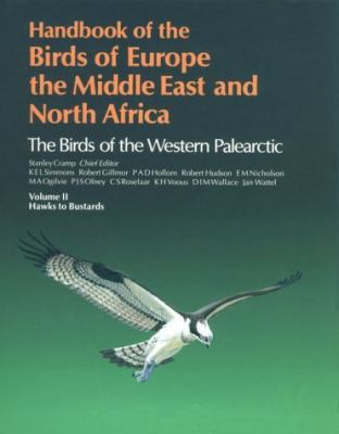 Handbook of the birds of Europe, the Middle East and North Africa Vol. 3 Waders to gulls