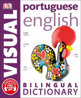 Bilingual visual dictionary Portuguese English