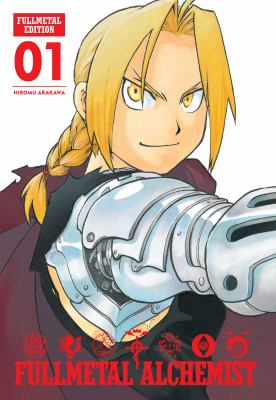Fullmetal alchemist /]: Vol. 1 / [English adaptataion: Jack Forbes].